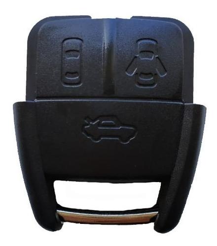 Carcasa Llave Chevrolet Zafira 3 Botones