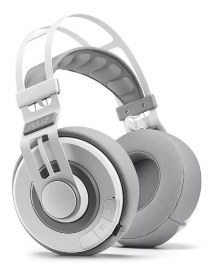 Fone De Ouvido Headphone Com Bluetooth Branco Ph242 - Pulse