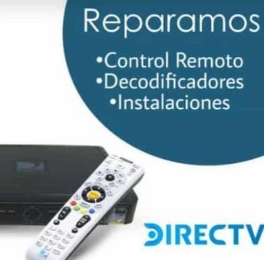 Reparación E Instalación De Decodificadores Directv