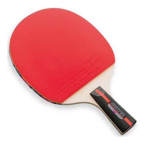 Imagen 1 de 8 de Paleta Ping Pong Butterfly Stayer Cs 1800 Lapicero Chino