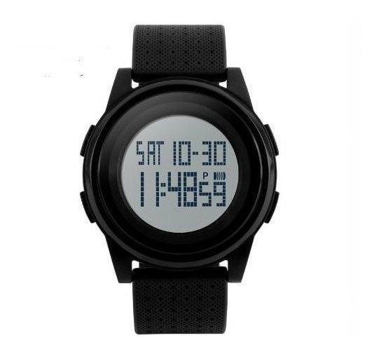 Relógio Skmei 1206 Borracha Caixa Baixa