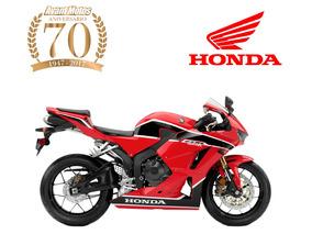 Honda Cbr 600 Rr Nueva 2017 En Stock Avant Motos