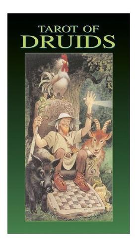 El Tarot De Los Druidas Versión Multilingüe