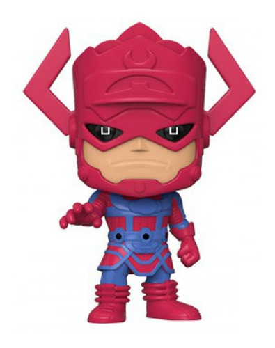 Funko Pop - 4 Fantasticos - Dr Doom - Galactus - Thor - Hulk