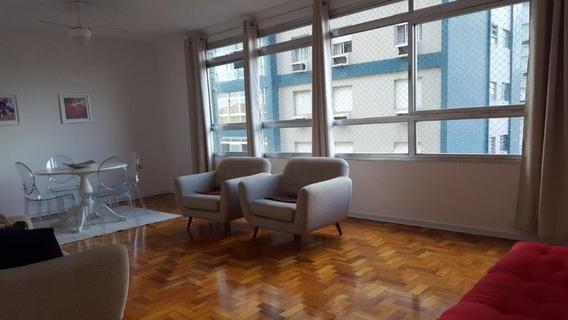 Apartamento Residencial Para Venda E Locação, Boqueirão, Santos - Ap0010. - Ap0010