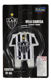 Vela Camisa Atlético Mineiro