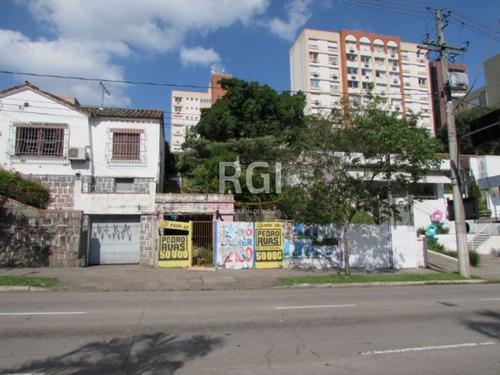 Terreno Em Higienópolis - Mf20371