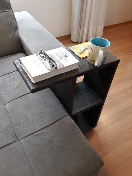 Mesa Lateral Café Da Manha Criado Mudo Notebook Cozinha