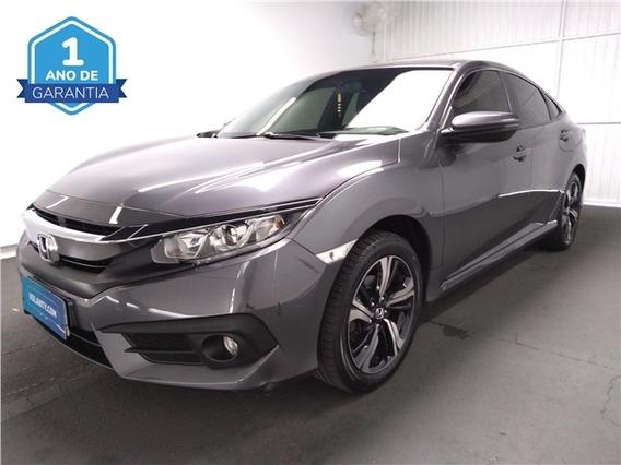 Honda Civic 2.0 16v Flexone Ex 4p Cvt