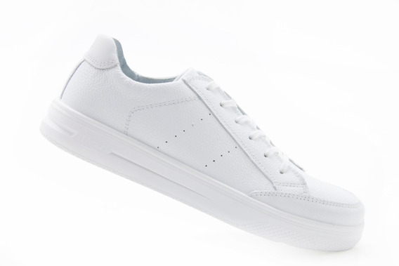 Tenis Casuales 401901 Blanco Flexi 100% Originales