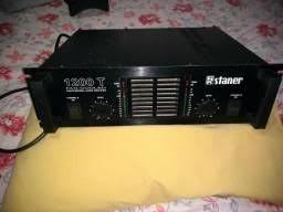 Amplificador Staner 1200t