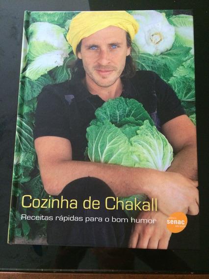 Livro De Culinária- Cozinha De Chakall- Receitas