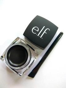 Elf Cream Delineador Gel Preto E Pincel Original Envio D Sp