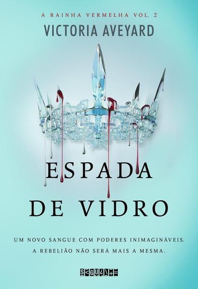 Espada De Vidro - Série A Rainha Vermelha - Vol. 2