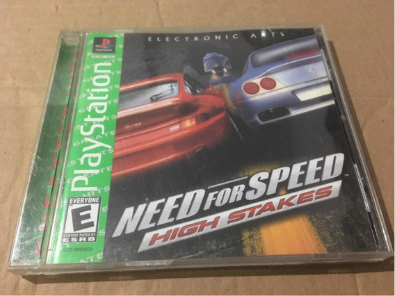 Need For Speed High Stakes - Ps1
