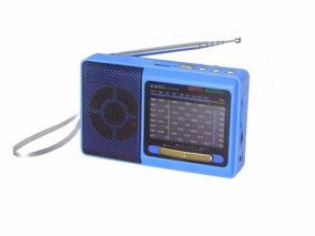 Radio Ewtto Et-1168 - Am-fm - 7-band