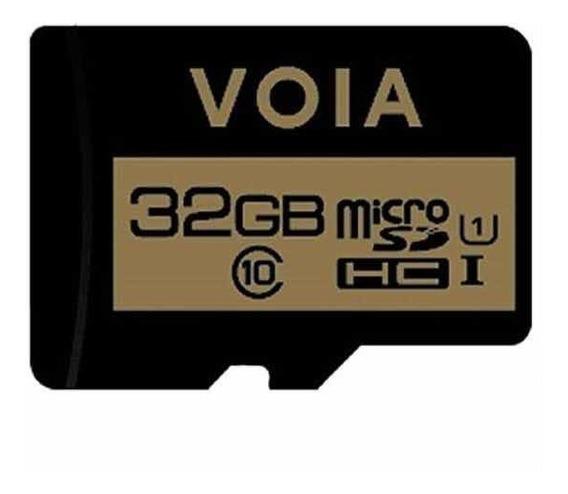 Cartão De Memória Micro Sd 32gb Classe 10 Voia