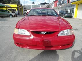 Ford Mustang Gt 95 Rojo
