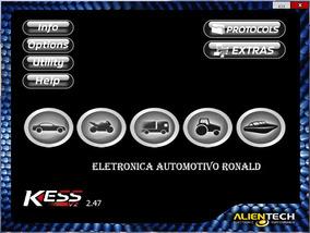 Ksuite V2.47 Para Kess 5.017 Em Portugues ! ! ! Atualização