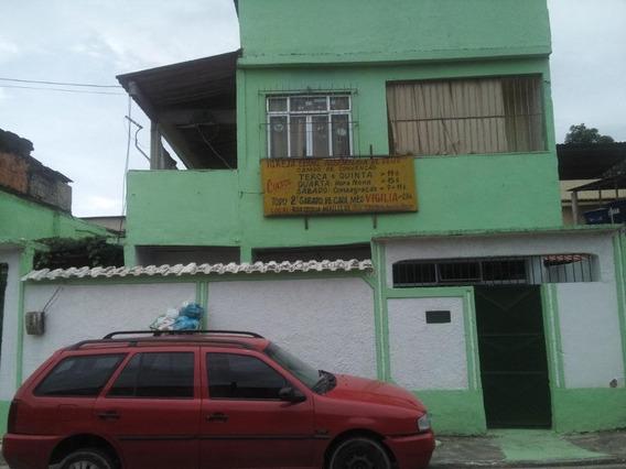 Sobrado À Venda, 4 Quartos, 2 Vagas, Santo Antônio - Duque De Caxias/rj - 282