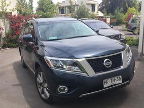 Nissan Pathfinder Exclusive Cvt 4wd