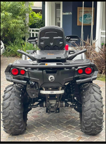 Can Am Outlander 1000 Xt