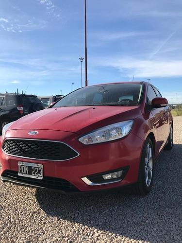 Ford Focus Se Plus 2.0 Mt Rojo 2016 72.000 Km Roas