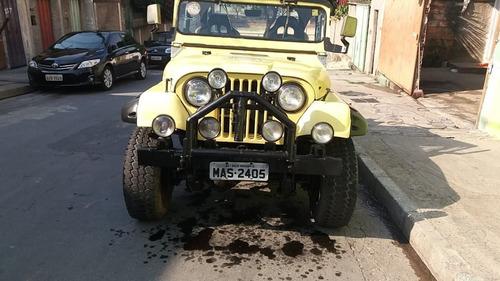 Jeep, Willhys