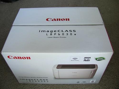 Nueva Impresora De Haz Láser Inalámbrica Canon Imageclass...