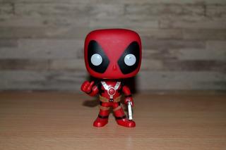 Funko Pop! Marvel #112 Deadpool Thumb Up Nortoys