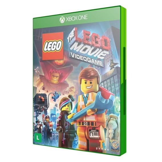 Jogo Lego The Movie Video Game Xbox One Legendado Pt-br