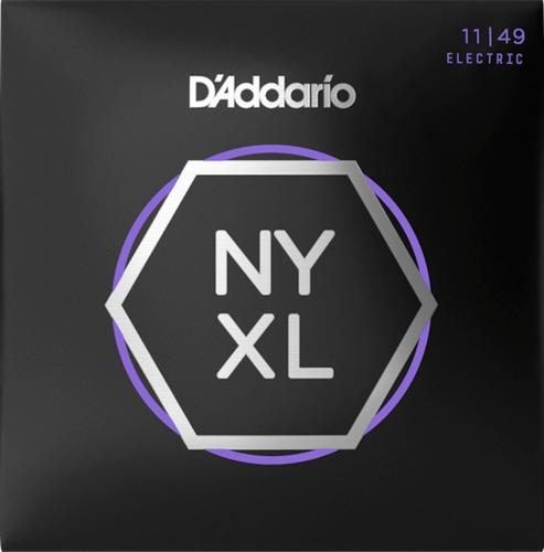 Imagen 1 de 4 de Daddario Nyxl1149 Encordado .011 Para Guitarra Eléctrica