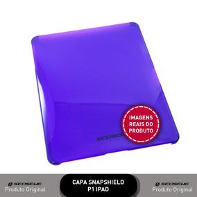 Capa Snapshield P1 Para Ipad - Roxa