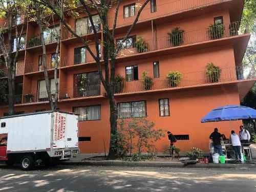Departamento En Venta A 3 Cuadras De Av, Reforma Y Av. Chapultepec
