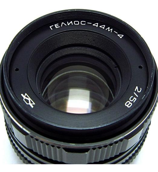 Video Lente Russa Helios 44-m-4 F2 58mm G7/g85/gh4/gh5 Lumix