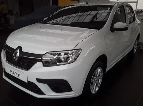 Renault Logan Life+ph2 2021