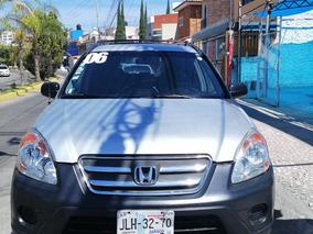 Honda Cr-v 2.4 Exl 156hp Mt 2006