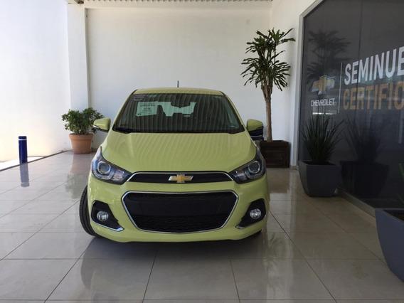 Spark Ng Automatico 2018 Green Pistacho Paq G Ltz Cvt
