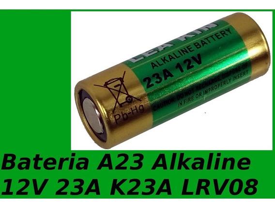 Pilha Bateria Alkaline 23a 12v E23a L1028 Mn21 K23a Gp23a