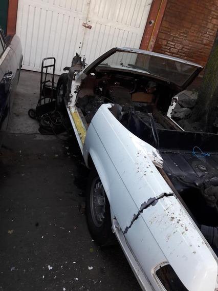 Mercedes 450sl Por Partes
