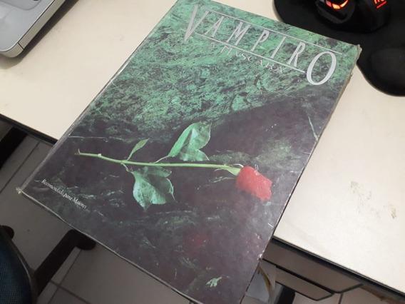 Livro Rpg Vampiro: A Máscara 3° Edição