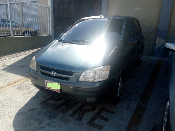Hyundai Getz 1.6 Hatch Back