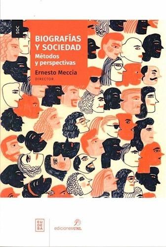 Biografías Y Sociedad - Meccia, Ernesto (papel)