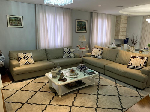Apartamento Com 4 Dormitórios, 310 M² - Venda Por R$ 2.500.000,00 Ou Aluguel Por R$ 8.900,00/mês - Jardim - Santo André/sp - Ap5528
