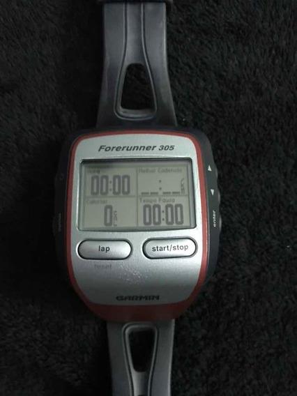 Relógio Garmin Forerunner 305