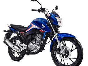 Honda Cg 160 Titan Br-moto Parnamirim Rn
