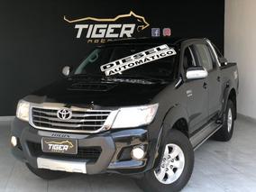 Toyota Hilux 3.0 Srv Cab. Dupla 4x4 Automatica - 60.000km