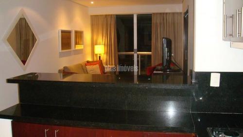 Imagem 1 de 8 de Excelente Apartamento No Itaim Bibi - Pj47747
