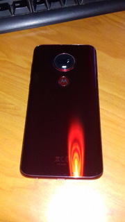Moto G7 Plus Rojo Profundo