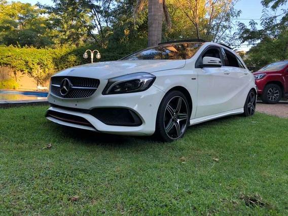 Mercedes-benz Clase A 2.0 A250 Amg-line 211cv 2018